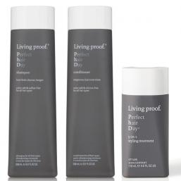 Living Proof PHD System Shampoo + Conditioner + 5-in-1 TRIO - Hairsale.se