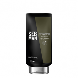 SEB MAN The Protector shaving cream 150 ml - Hairsale.se