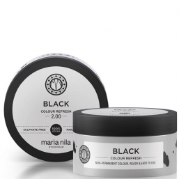 Maria Nila Colour Refresh Black 100ml - Hairsale.se