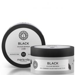 Maria Nila Colour Refresh Black 100ml - Hairsale.se