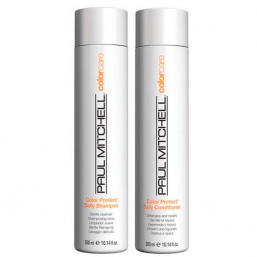 Paul Mitchell Color Care / DUO Shampoo + Conditioner 300 ml - Hairsale.se
