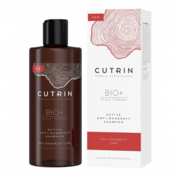 Cutrin Bio+ Active Anti-Dandruff Shampoo 200 ml - Hairsale.se