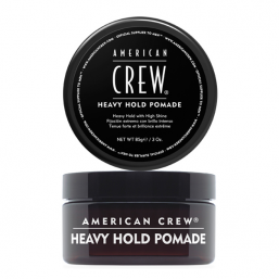 American Crew Heavy Hold Pomade 85g - Hairsale.se
