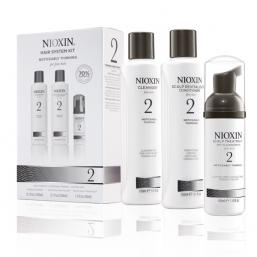 Nioxin system Kit 2 - 3 produkter - Hairsale.se