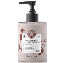 Maria Nila Colour Refresh Autumn Red 300ml - Hairsale.se