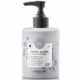 Maria Nila Colour Refresh Pearl Silver 300ml - Hairsale.se
