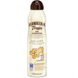 Hawaiian Tropic Silk Hydration Air Soft C-spray SPF 15, 177ml - Hairsale.se