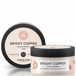 Maria Nila Colour Refresh Bright Copper 100ml - Hairsale.se