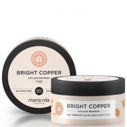 Maria Nila Colour Refresh Bright Copper 100ml - Hairsale.se