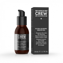American Crew Ultra Gliding Shave Oil 50ml - Hairsale.se