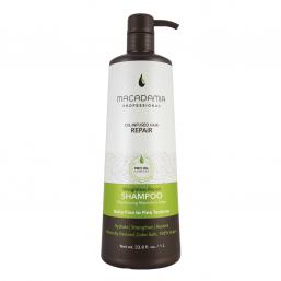 Macadamia Weightless Repair Shampoo 1000ml - Hairsale.se