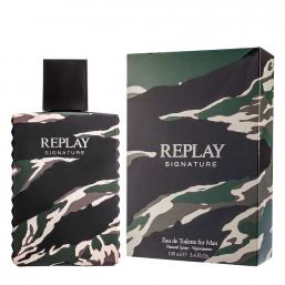 Replay Signature for Him EdP 100ml - Hairsale.se