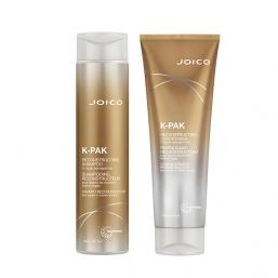 Joico K-PAK Reconstructing Shampoo+Conditioner DUO - Hairsale.se