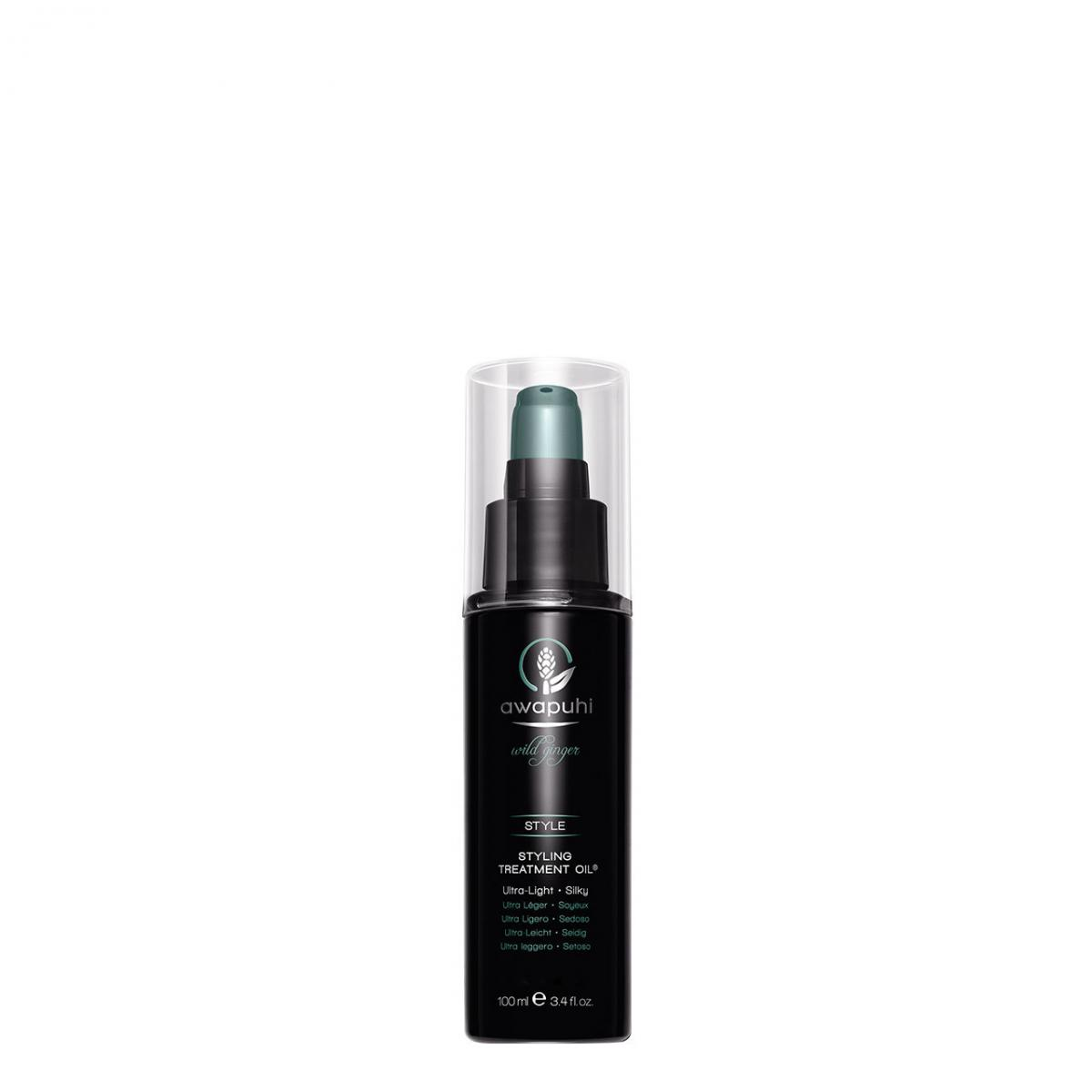 Awapuhi Wild Ginger Styling Treatment Oil® 100 ml - Hairsale.se