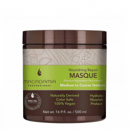 Macadamia Nourishing Repair Masque 500ml - Hairsale.se