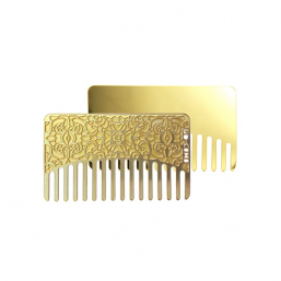 Go Comb Brass Lace Mirror - Hairsale.se
