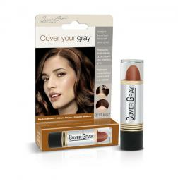 Cover Your Gray Color Stick - MEDIUM BROWN - Hairsale.se