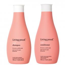 Living Proof Curl Shampoo + Conditioner DUO - Hairsale.se