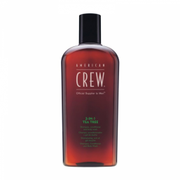 American Crew 3-in-1 Tea Tree 450ml - Hairsale.se