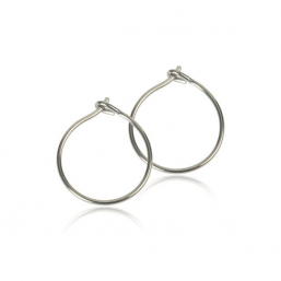 Blomdahl Safety Ear Ring - Hairsale.se