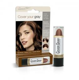 Cover Your Gray Color Stick - DARK BROWN - Hairsale.se