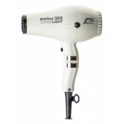 Parlux 385 Power Light - Vit - Hairsale.se