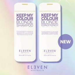 Eleven Australia NEW Keep My Colour Blonde DUO - Hairsale.se