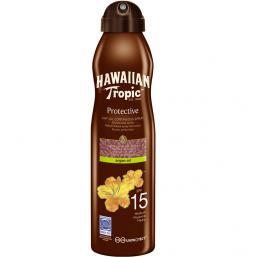 Hawaiian Tropic Dry Oil Argan C-Spray, SPF 15, 180ml - Hairsale.se