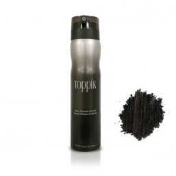 Toppik Root Touch Up - döljer din utväxt -mörkbrun - Hairsale.se