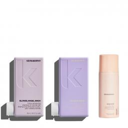 Kevin Murphy Blonde Angel Shampoo + Treatment TRIO Deal - Hairsale.se