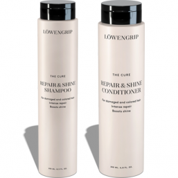 Löwengrip The Cure Repair & Shine Shampoo+Conditioner DUO - Hairsale.se