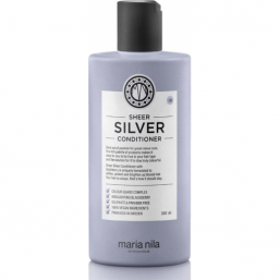 Maria Nila Sheer Silver Conditioner 300ml - Hairsale.se