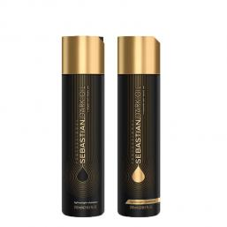 Sebastian Dark Oil Lightweight Shampoo + Conditioner DUO - Hairsale.se
