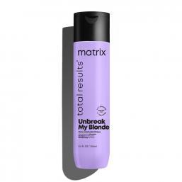 Matrix Total Results Unbreak My Blonde Shampoo, 300 ml - Hairsale.se