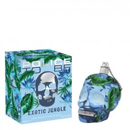 Police To Be Exotic Jungle EdT 125ml, Man - Hairsale.se