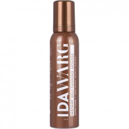 Ida Warg Instant Self-Tanning Mousse Extra Dark, 150ml - Hairsale.se