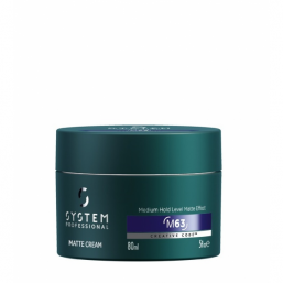 SYSTEM Man Matte Cream 80ml - Hairsale.se