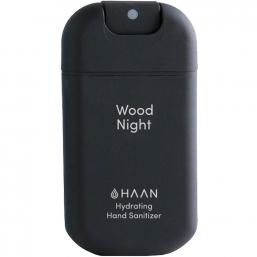 HAAN Hydrating Hand Sanitizer, Wood Night, 30ml - Hairsale.se