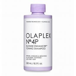 Olaplex No 4P Blonde Enhancer Toning Shampoo 250 ml - Hairsale.se