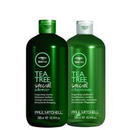 Paul Mitchell Tea Tree Special Shampoo & Conditioner DUO - Hairsale.se
