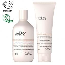 weDo Light & Soft Shampoo & Conditioner Duo - Hairsale.se