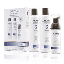 Nioxin System Kit 6 - 3 Produkter - Hairsale.se