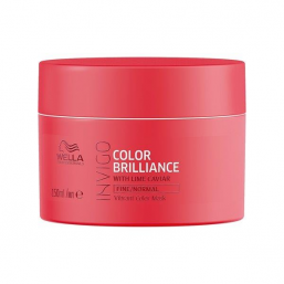 Wella Invigo Color Brilliance Mask - Fine/Normal 150ml - Hairsale.se