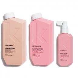 Kevin Murphy Plumping Shampoo + Rinse + Leave-in kur TRIO - Hairsale.se