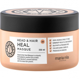 Maria Nila Head & Hair Heal Masque 250ml - Hairsale.se