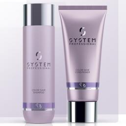 SYSTEM Color Save Shampoo + Conditioner DUO - Hairsale.se