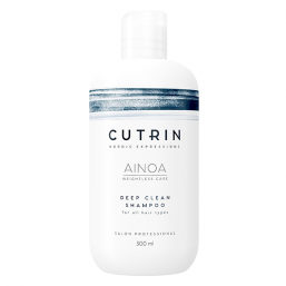 Cutrin Ainoa Deep Clean Shampoo 300ml - Hairsale.se