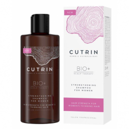 Cutrin Bio+ Strengthening Shampoo for Women 200ml - Hairsale.se