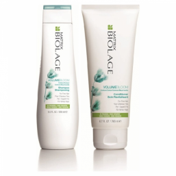 Matrix Biolage VolumeBloom Shampoo & Conditioner DUO 250+200ml - Hairsale.se