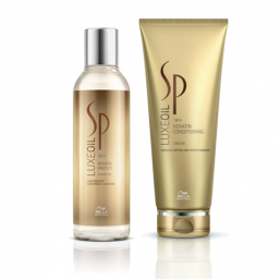 Wella SP Luxeoil Shampoo + Conditioner Duo-kit - Hairsale.se
